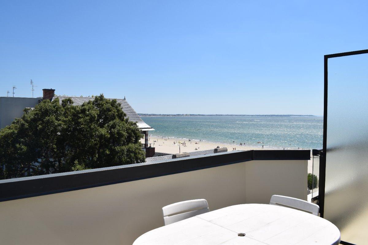 Terrasse  9 m² - Location de vacances - La Baule-Escoublac