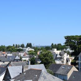 vue de la terrasse  Guerande - Location de vacances - La Baule-Escoublac