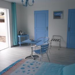chambre la tara - Chambre d'hôte - La Plaine-sur-Mer
