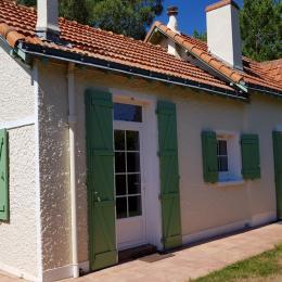 façade sud - Location de vacances - La Baule-Escoublac