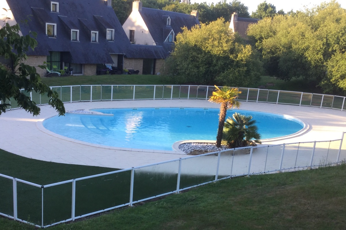Vue de l'appartement  - Location de vacances - Saint-André-des-Eaux