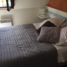 Chambre 1  - Location de vacances - Saint-André-des-Eaux