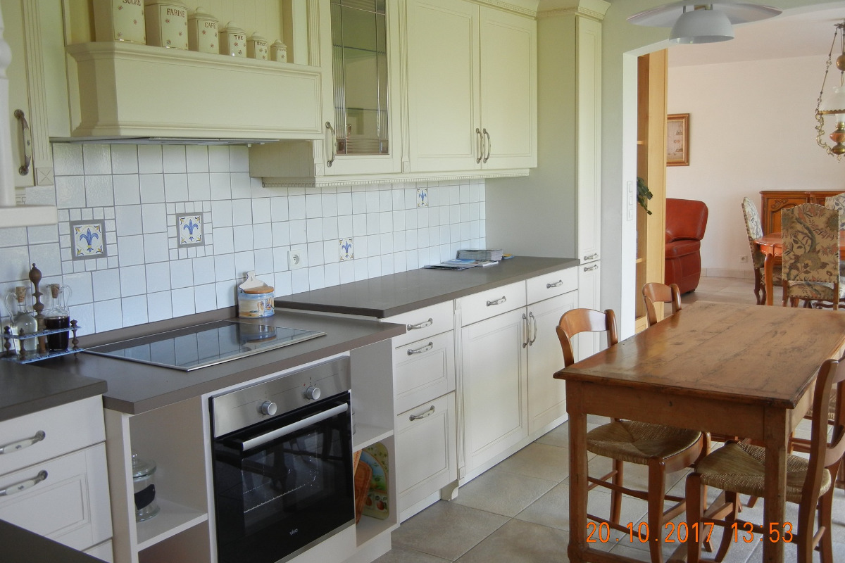 cuisine - Location de vacances - Campbon