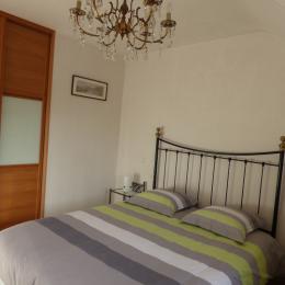 chambre étage - Location de vacances - Campbon