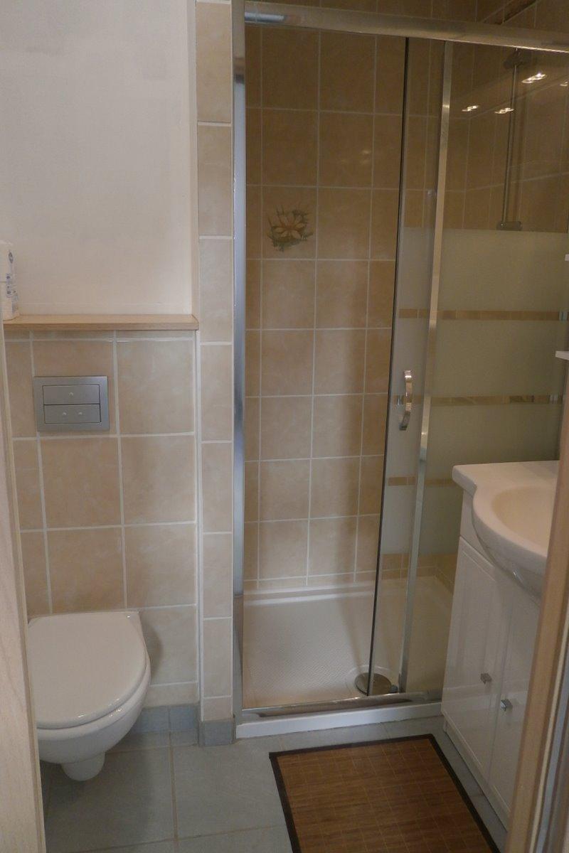 salle de bain - Location de vacances - Mesquer