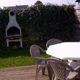 jardin gite 2 - Location de vacances - Batz-sur-Mer
