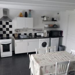 cuisine - Location de vacances - Batz-sur-Mer