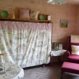 Salon - Location de vacances - Saint-Brevin-les-Pins