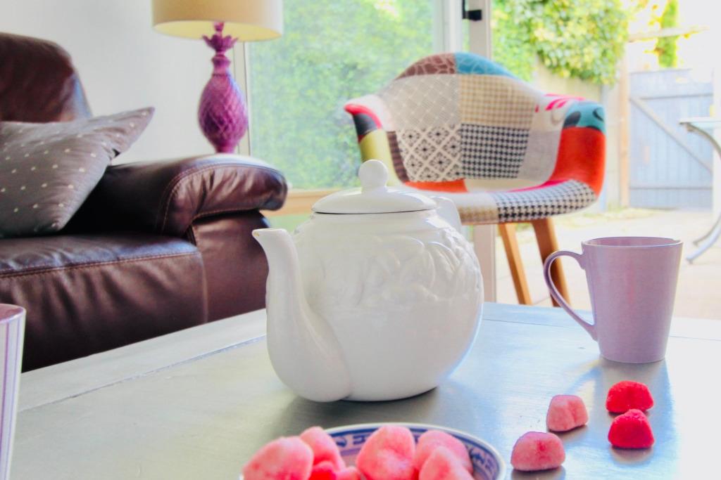 Gite centre, plage à pied, proche gare - Villa charlotte patio terrasse - Location de vacances - Pornichet