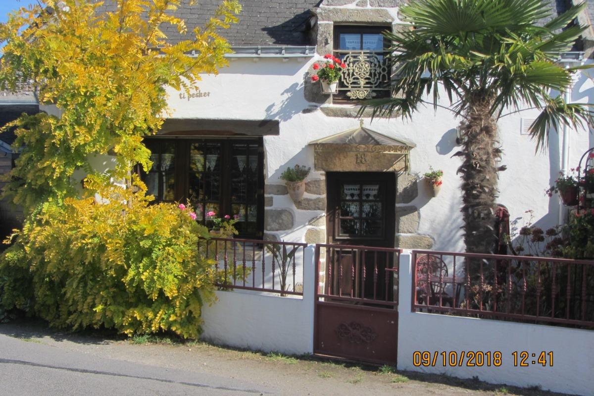 facade maison - Location de vacances - Piriac-sur-Mer