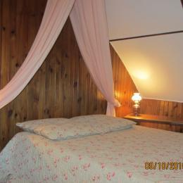 chambre lit 140 - Location de vacances - Piriac-sur-Mer