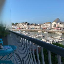 Vue Balcon - Location de vacances - La Baule-Escoublac