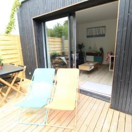 Terrasse - Location de vacances - Guérande