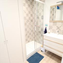 salle d'eau - Location de vacances - Guérande