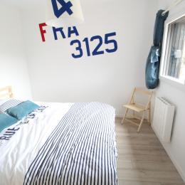 Chambre - Location de vacances - Guérande