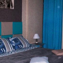 CHAMBRE COUPLE - Location de vacances - Missillac