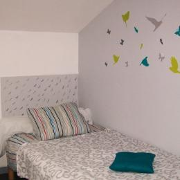 COIN CHAMBRE ENFANTS - Location de vacances - Missillac