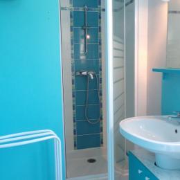 salle de bain - Location de vacances - Missillac