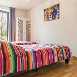 Chambre 2 - Location de vacances - La Grigonnais
