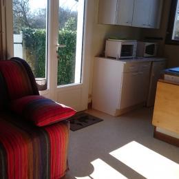 la cuisine & ses équipements - Location de vacances - La Plaine-sur-Mer