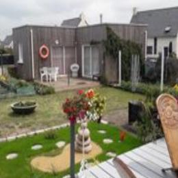 Le Nid agréable petite maisonnette située à environ 5mn à pieds de la mer et au calme - Location de vacances - Le Croisic
