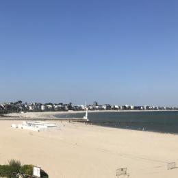 20 mètres de la plage du Nau - Location de vacances - Le Pouliguen