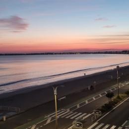 Chambre en alcove vue sur mer  - Location de vacances - La Baule-Escoublac