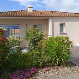 Maison 3 pièces 10' à pied de la plage du Cormier - Location de vacances - La Plaine-sur-Mer