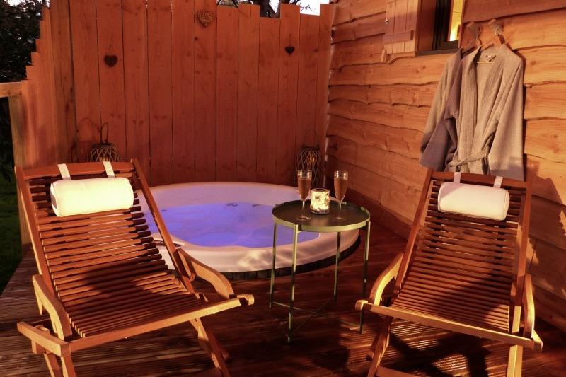 Le bain de campagne - Location de vacances - Montereau