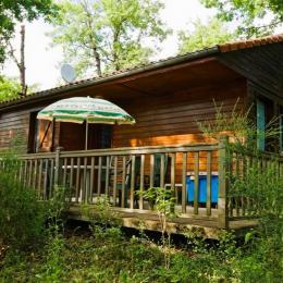 Chalet : les chênes (3 personnes) - Location de vacances - Cardaillac