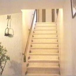 escalier - Location de vacances - Figeac