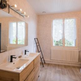 Le jardin - Location de vacances - Labastide-Murat