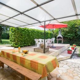 La cuisine - Location de vacances - Labastide-Murat