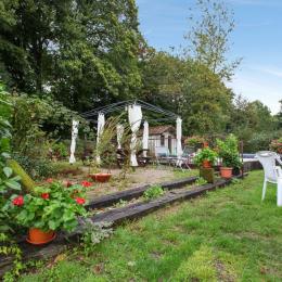 balançoire - Location de vacances - Lacam-d'Ourcet