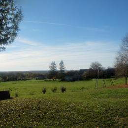 Vue superbe sur les collines de Dordogne - Location de vacances - Loupiac