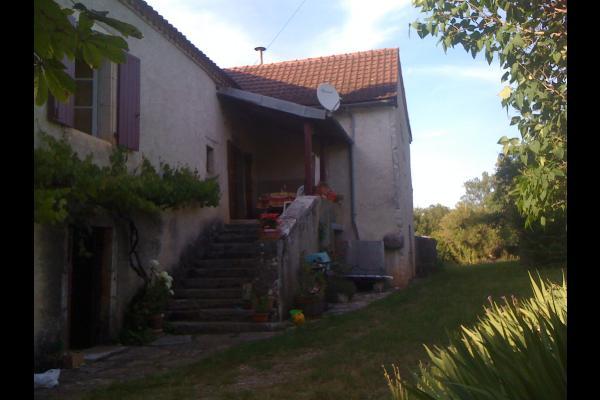 vue de prés - Location de vacances - Lugagnac