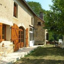 l'ancienne grange aménagée - Location de vacances - Salviac