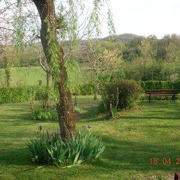 côté jardin - Location de vacances - Lamothe-Cassel