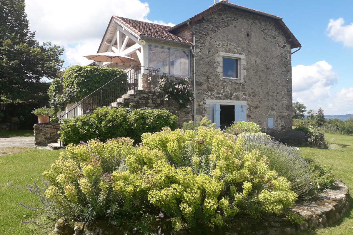 La grange d'Estal - Location de vacances - Lacam-d'Ourcet