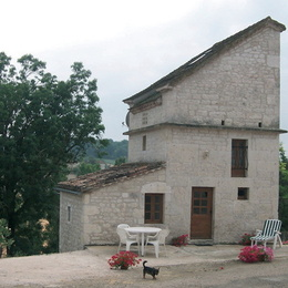 - Location de vacances - Saint-Paul-de-Loubressac