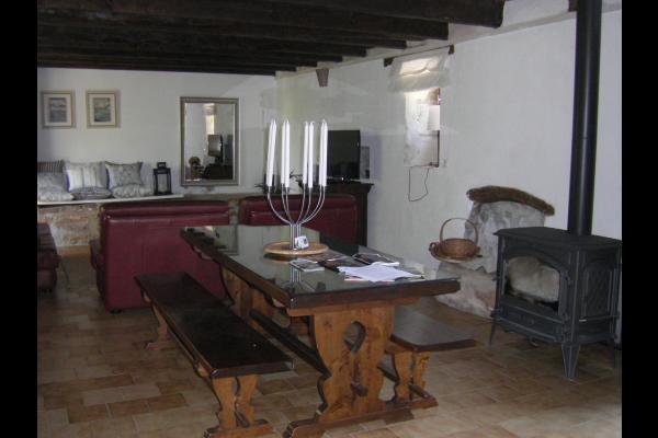 salle à manger gite - Location de vacances - Cahors