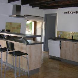 cuisine gite - Location de vacances - Cahors