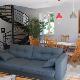 Salon - Location de vacances - Saint-Projet