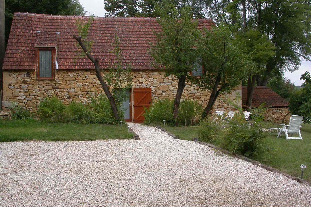 Gîte côté est - Location de vacances - Nadaillac-de-Rouge