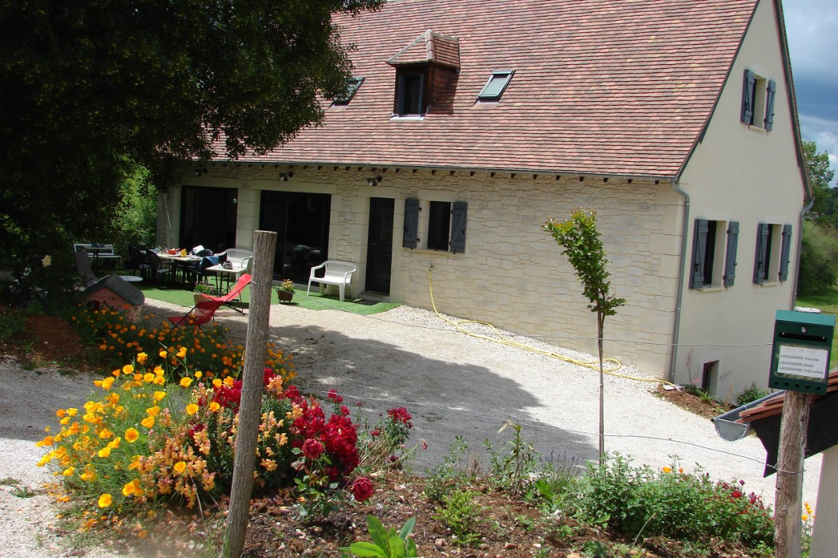 maison chez Lèontine  - Location de vacances - Lacave