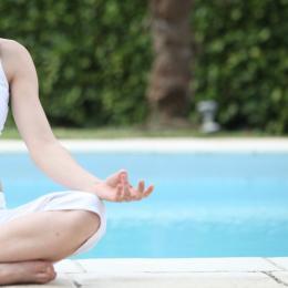 Yoga au Relais des Anges - Chambre d'hôtes - Mercuès