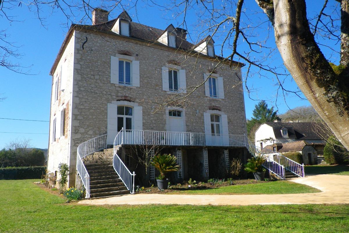 La maison - Chambre d'hôtes - Saint-Sozy