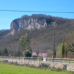 Vue de la Chambre - Chambre d'hôtes - Saint-Sozy