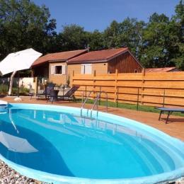 Maison style chalet - Location de vacances - Carnac-Rouffiac