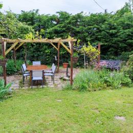 la salle de sejour - Location de vacances - Saint-Cirgues
